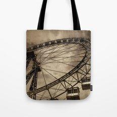 Eternal circle Tote Bag