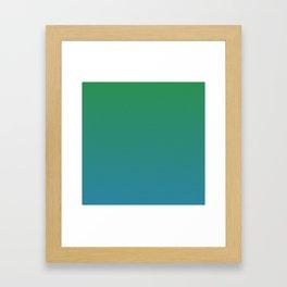 leafy flicks Framed Art Print