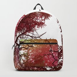 Autumn Treetop Backpack