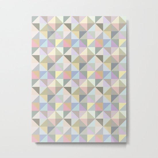 Shapes 003 Metal Print