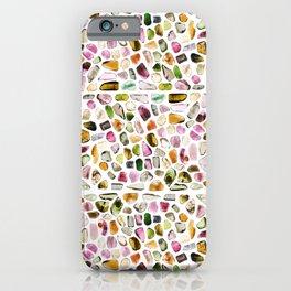 Tourmaline Stones iPhone Case
