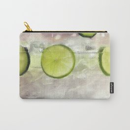 Limon, lemmon Carry-All Pouch