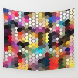 Forest of dots gg Wall Tapestry