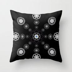 Nexus N°16bis Throw Pillow