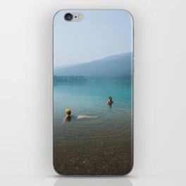 Kind Strangers in Banff iPhone Skin