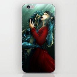Shape of Water iPhone Skin