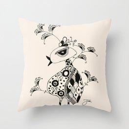 SAFARI Throw Pillow