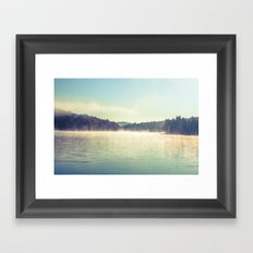 Peaceful Reflections Framed Art Print