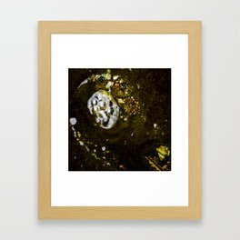 Bubbles in Los Angeles Framed Art Print
