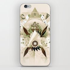 Worship Ganesh iPhone Skin
