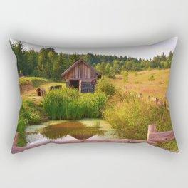 On the Bridge Rectangular Pillow