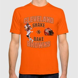 Shake n Bake  Browns T-shirt