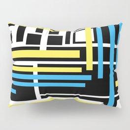 geometric art 1 Pillow Sham