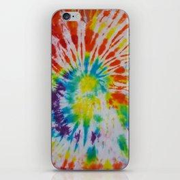 Tye Dye for Mom iPhone Skin
