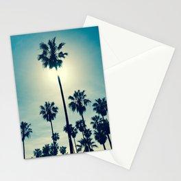 Chillin' palms Stationery Cards