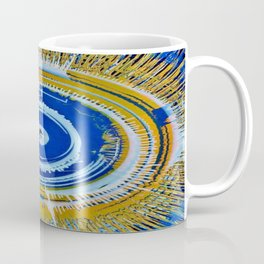 Spinart! Super Nova Color Coffee Mug