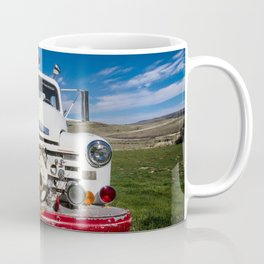 Old Fire Engine Coffee Mug