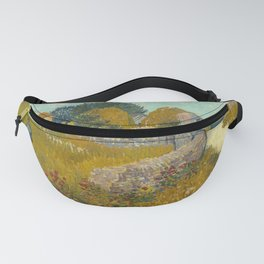Vincent van Gogh - Farmhouse in Provence Fanny Pack