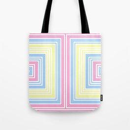 Greek Key Tote Bag