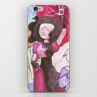 steven universe iPhone & iPod Skins featuring Steven Universe by LK'sArts