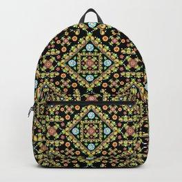 Cottage Garden Parterre Backpack