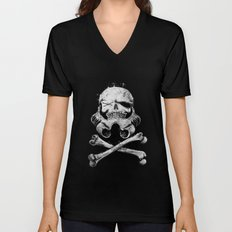 STORM PIRATE Unisex V-Neck
