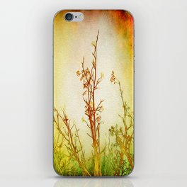 autumn mood iPhone Skin