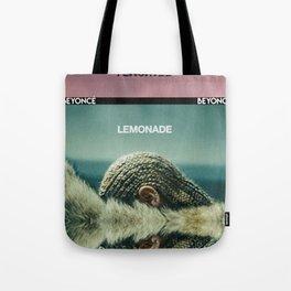 Lemonade Cover. Tote Bag
