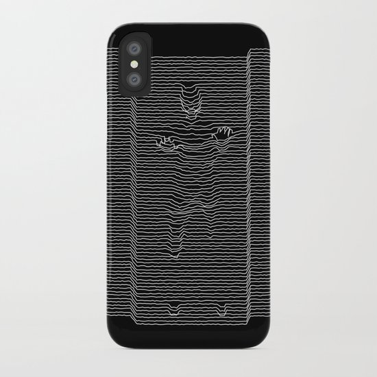 Joy Division: Going Solo iPhone Case