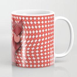 Crow&Fox Tangram Coffee Mug