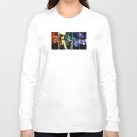 pride Long Sleeve T-shirts featuring Pride by Danielle Tanimura