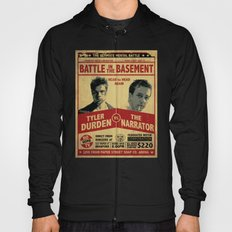 Fight Club Fight Poster Hoody