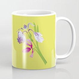 Beautiful Spring Irises Coffee Mug