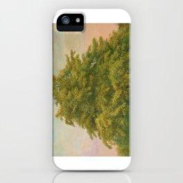 Trees of Trent Park #3 iPhone Case