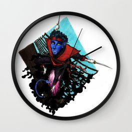 You Are a Pirate Wall Clock