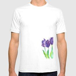 flower X T-shirt