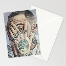 Mac Miller Stationery Cards