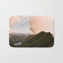 Far Views II - Landscape Photography Bath Mat