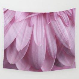 pink gerbera daisy Wall Tapestry