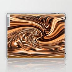 Copper Twist Laptop & iPad Skin