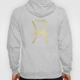 Pisces Zodiac Sign Hoody