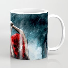 Red Sonja Coffee Mug