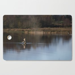 Gone Fishing Cutting Board