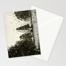 trees in lines Stationery Cards