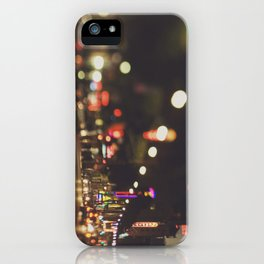 Hollywood Boulevard. Los Angeles iPhone Case
