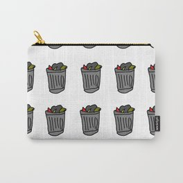 Trash Cans Carry-All Pouch