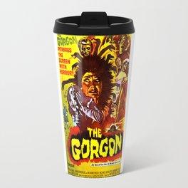 The Gorgon, vintage horror movie poster, 1964, poster Travel Mug
