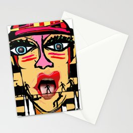 manhunter Stationery Cards