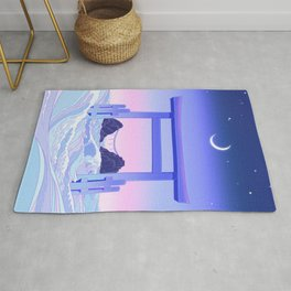 Floating World Rug