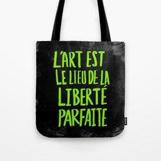 L'ARTE Tote Bag